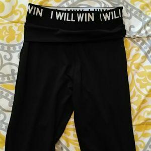 Energie XS Win fold over legging